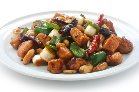 10319272 - kung pao chicken, chinese food