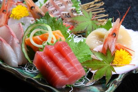47861554 - sashimi