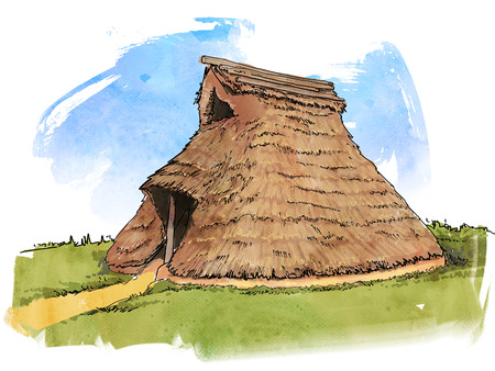 56800432 - pit-house