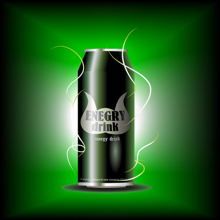 7782431 - can of energy drink